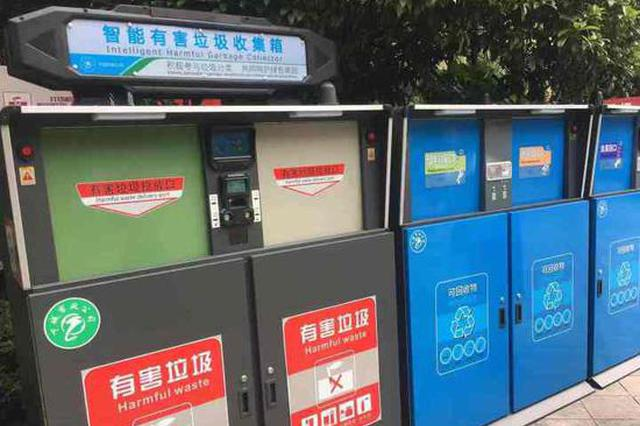 杭州1小区把垃圾分类当作游戏 丢对垃圾能积分换礼品