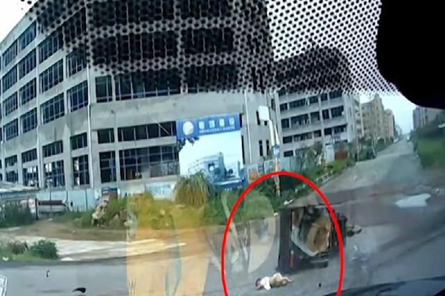 浙江乐清两车相撞10个月的婴儿被甩出 婴儿头部受伤
