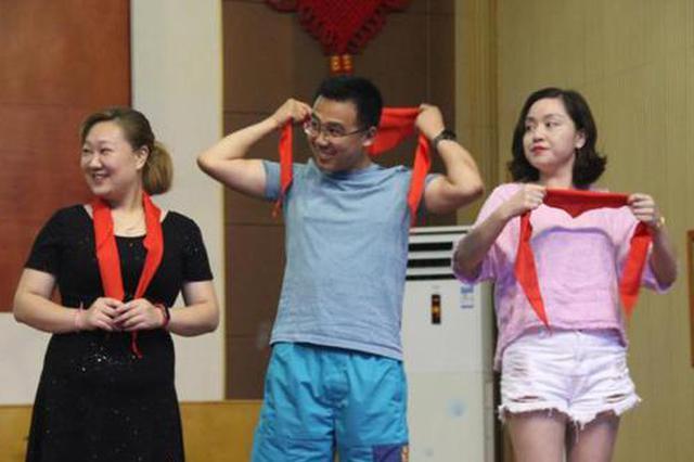 杭州1所学校新生家长会很特别 家长要先参加考试