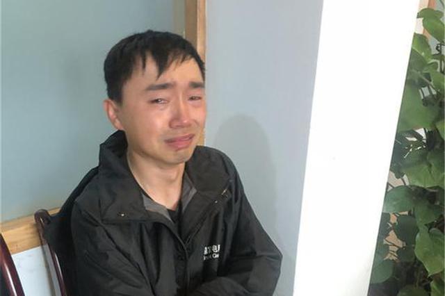 抗台风一线杭州电力工人大哭:我尽力了但仍无能为力