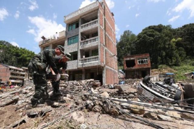 超强台风利奇马已致浙江因灾死亡39人 9人失联