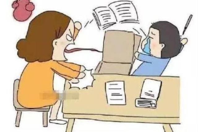 杭10岁女孩被妈妈关门外3小时 因暑假作业一点没写