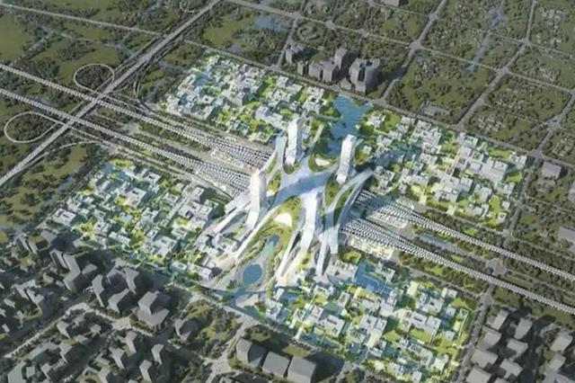 杭州西站枢纽站房方案 将在城市规划展览馆4楼展示