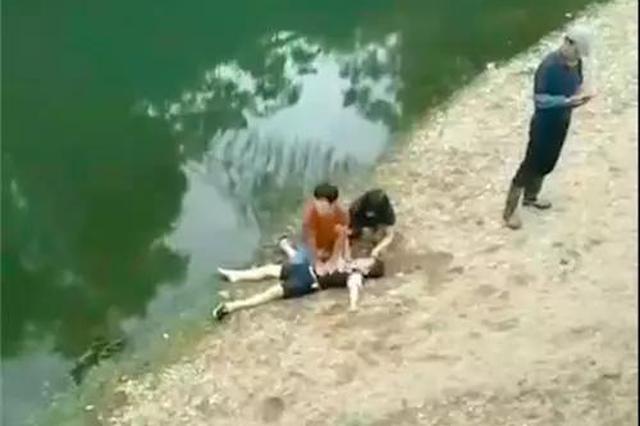 台州男童落水呼吸停止20多分钟 4位老人救援抢回一命