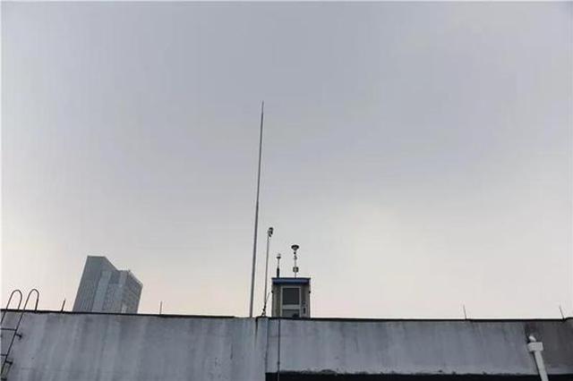 杭州已有198个空气站 手机随时能看家门口PM2.5数值