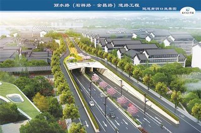杭州城北路网大提速 香积寺路西延预计明年年初通车