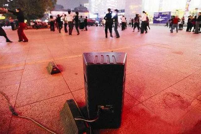 杭州两老人因广场舞噪音闹得不可开交 发生肢体冲突