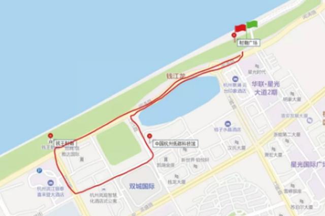 杭州这13条经典骑游路线 串起了一处处历史遗迹