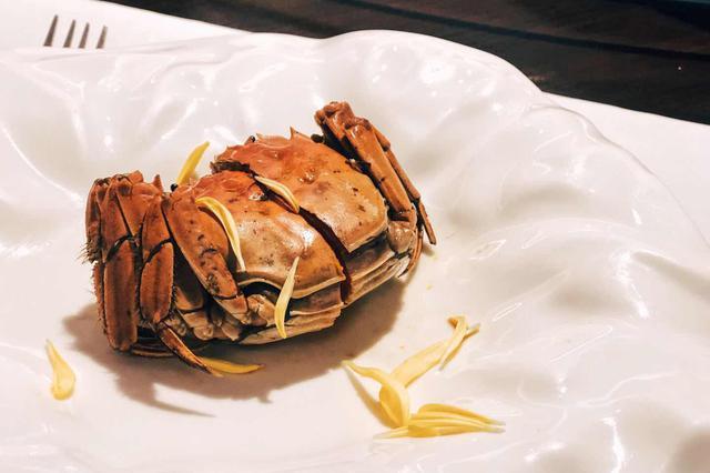 在杭男孩吃完螃蟹后连续几年指标 身体里长出虫