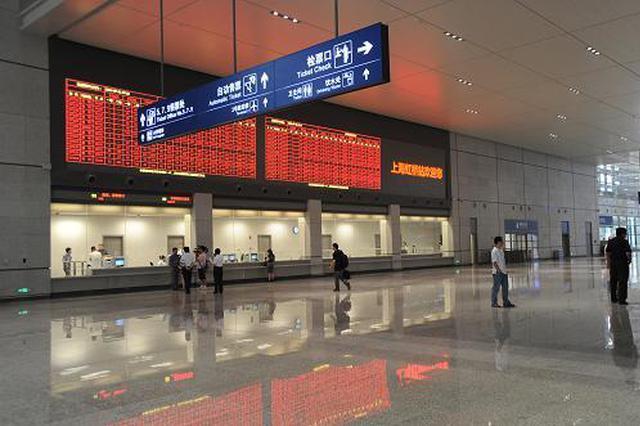 下高铁免安检换乘 地铁杭州火车东站站的长队消失