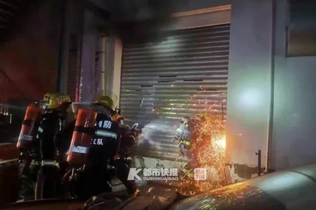 杭州一辆特斯拉在维修中心自燃 致使13辆特斯拉受损