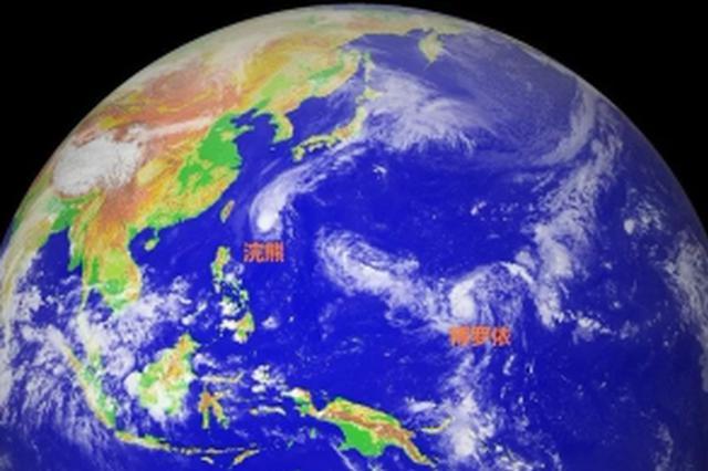 本周多云少雨天气干燥 两个台风相继生成对杭州没影响