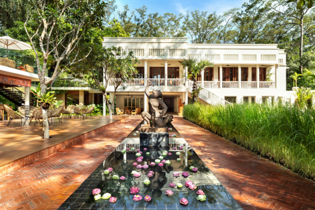 融合暹粒殖民地风格建筑与现代设计 由安凡尼酒店及度假村管理的FCC吴哥酒店重新揭幕