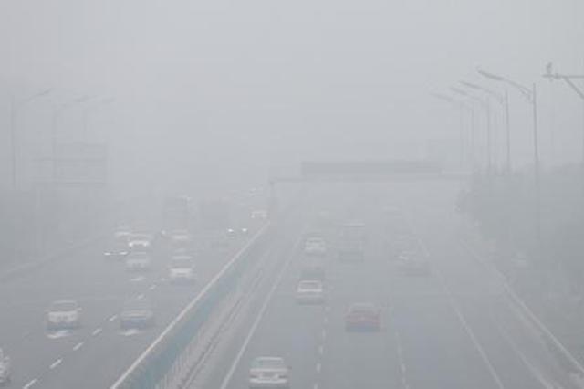 北方的霾吹到杭州 今天白天空气质量就会有所好转