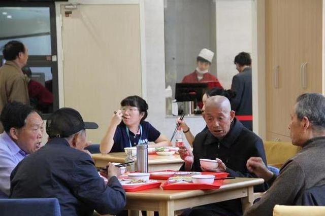 蒋村街道建成15分钟居家养老服务圈 惠及5千多名老人