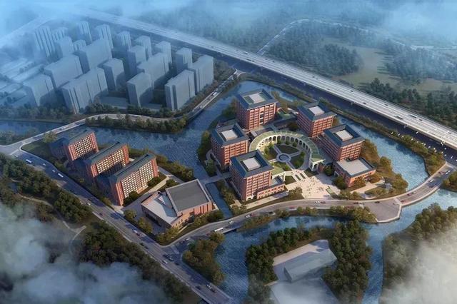 北航杭州研究生院来了 近期杭州一批重大项目要开工