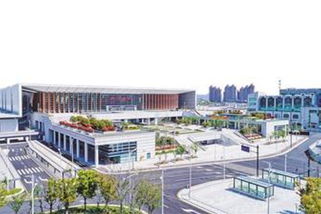 杭州南站主体已具备开通条件 配套建设火热进行中
