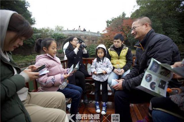猜猜杭州西湖有多少种鸟 光是鸳鸯就有200多只