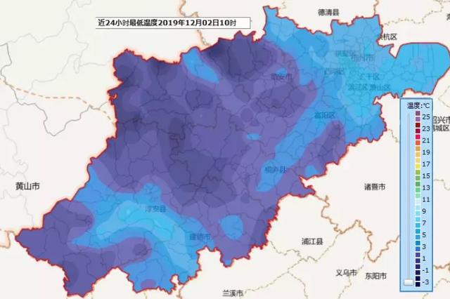 杭州本周最低1℃ 羽绒服才是对冬天起码的尊重