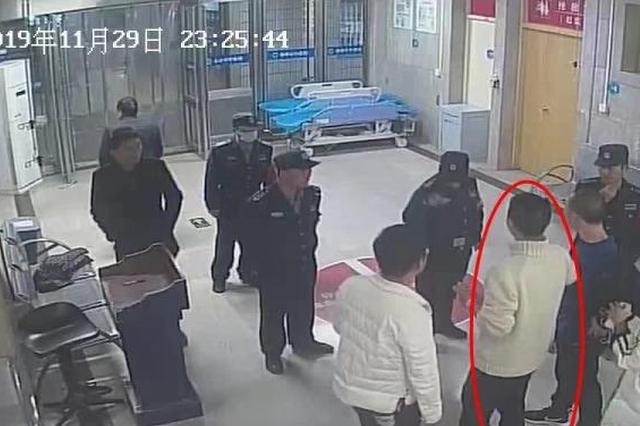 浙江一男子急诊室里辱骂护士挑衅保安 结局极度舒适
