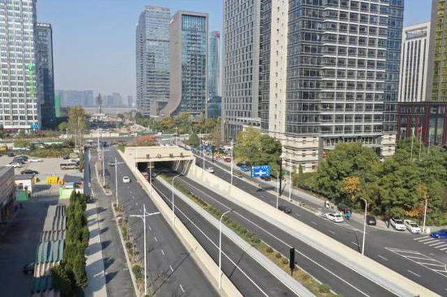 未来杭州将新增7条过江通道 地铁首次江上穿行
