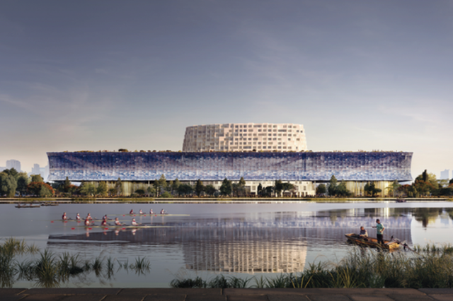 京杭大运河博物院设计方案出炉 预计2021年动工