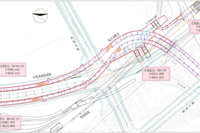 高架下面开地铁 沪杭甬高速公路杭州市区段将改建