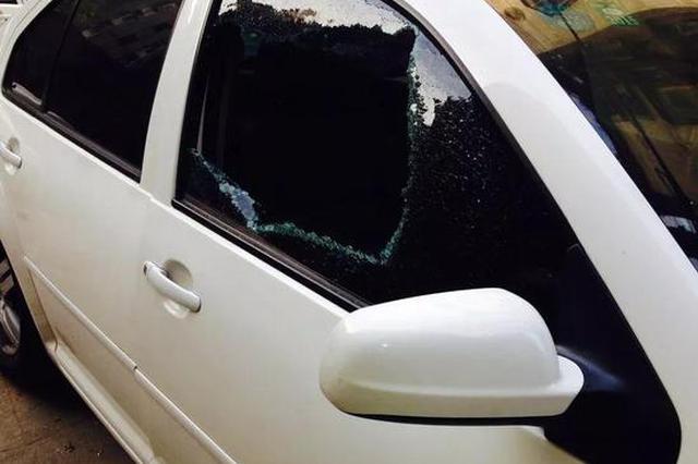 杭1撬车窗盗窃案告破 嫌犯用赃款买7000块的华为手机