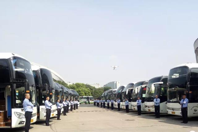 计划投放加班运力2000班 春节回家杭州长运为您护航