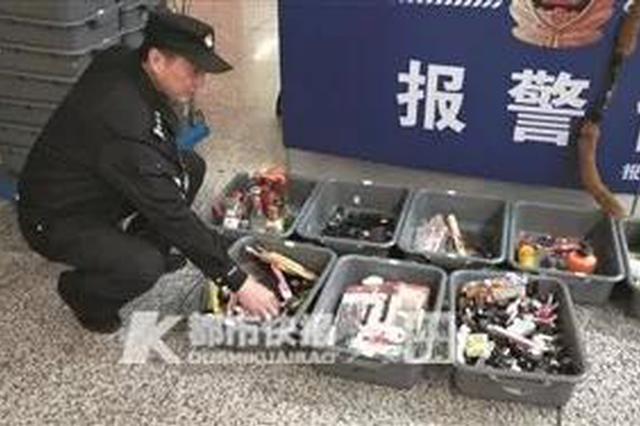浙江一男子高兴乘飞机回家 因一年货结果去了拘留所