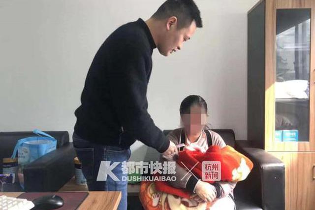 浙江一男子抢劫手机被刑拘 民警却纷纷掏钱给他妻子