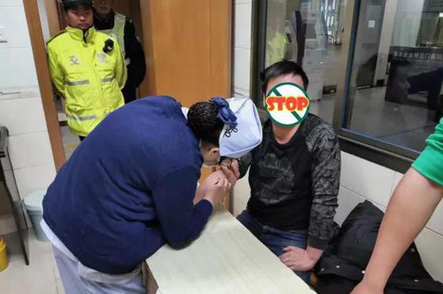 台州同一辆车三分钟内两次被拦下 抓了两个醉驾司机