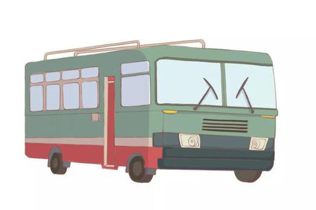 杭州年货专线开启 新开通可变公交线有两种乘坐模式