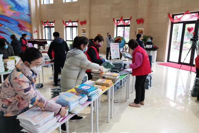邮政公司开通绿色通道 杭州同学们的课本正火速赶来