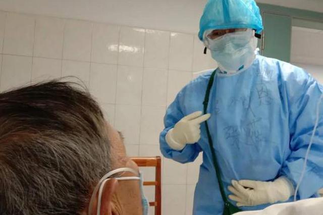 宣告满员 湖北荆门的台州ICU马力全开救治患者