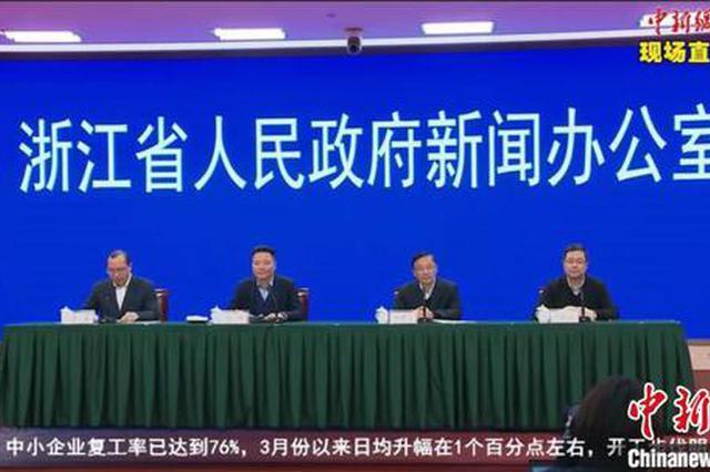 浙江发国际版健康码6.5万张 完善境外疫情闭环管控