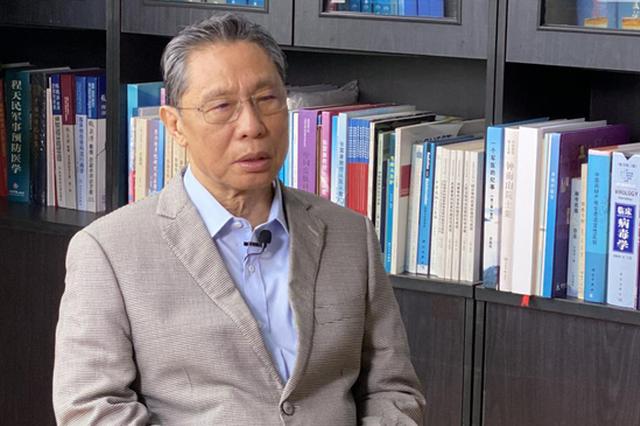 关于无症状感染者 钟南山和张文宏的最新判断来了