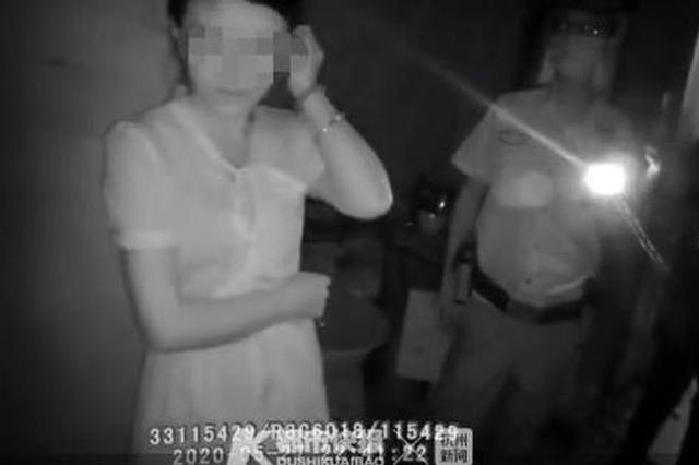 浙1男子怀疑老婆有外遇 深夜报警:我老婆被人扔河里了
