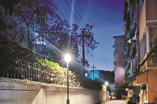 今年杭州主城区60条道路要增亮 看看有没有你们家门口