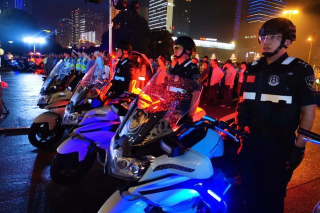 为百姓筑坚固安全防线 杭州公安启动平安夏季护航行动