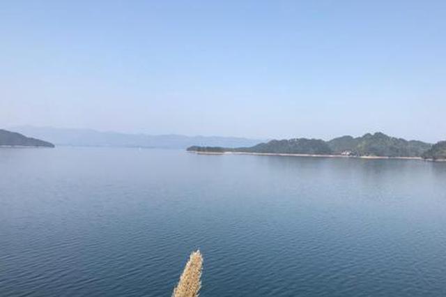 杭州千岛湖首次因防汛暂停游客接待 部分景点被淹