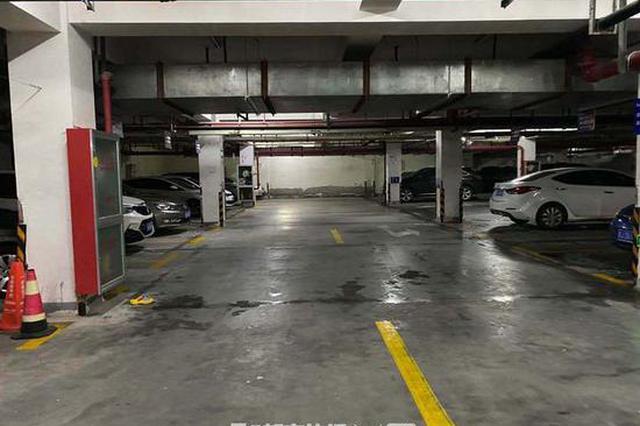 杭1小区男孩在地下车库被撞 肇事司机被交警带走调查