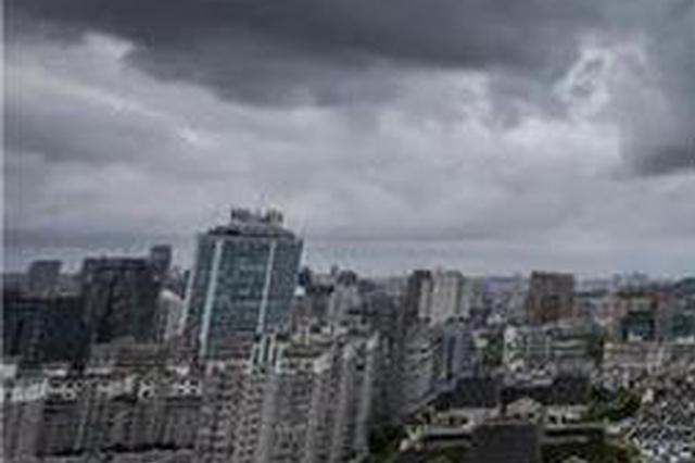 黑格比已离开浙江 今起35℃左右的高温天重返杭州