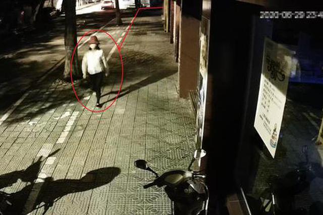 浙男子穿女装在同一地点频频盗窃 被抓后自称寻刺激