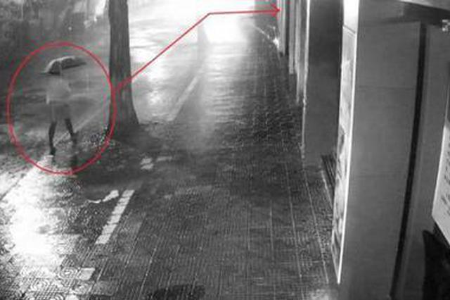 浙江一小偷为躲避警方调查 穿着女性的衣服入户盗窃