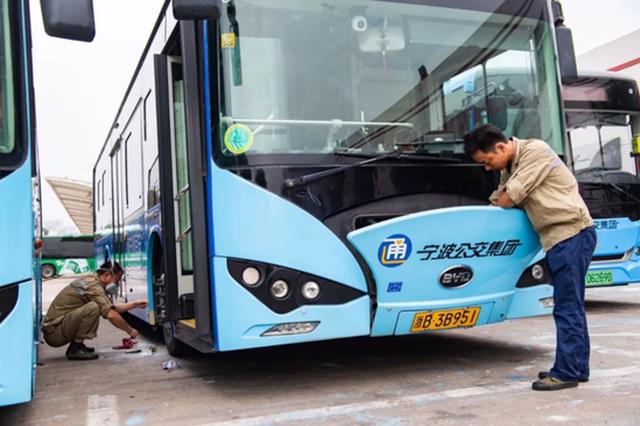 宁波公交集团将开通定制7号线 为孩子上学量身定制