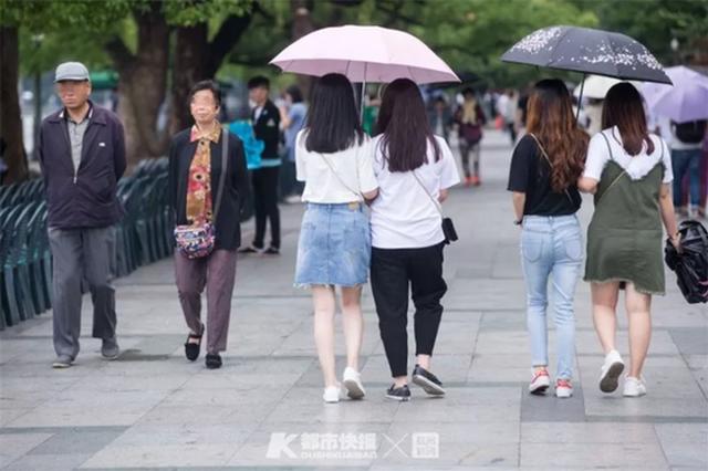 让很多杭州人尴尬的乱穿衣季节来了 未来或有台风生成
