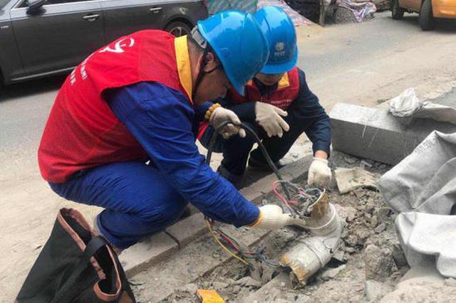 杭州以黄绿红三色监管机制守护光明 对野蛮施工说不