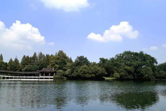 冷空气影响今天起杭州中雨局部大雨 最高温降至20℃