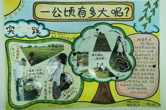 一公顷有多大 浙江有学校布置了一份数学作业去探究